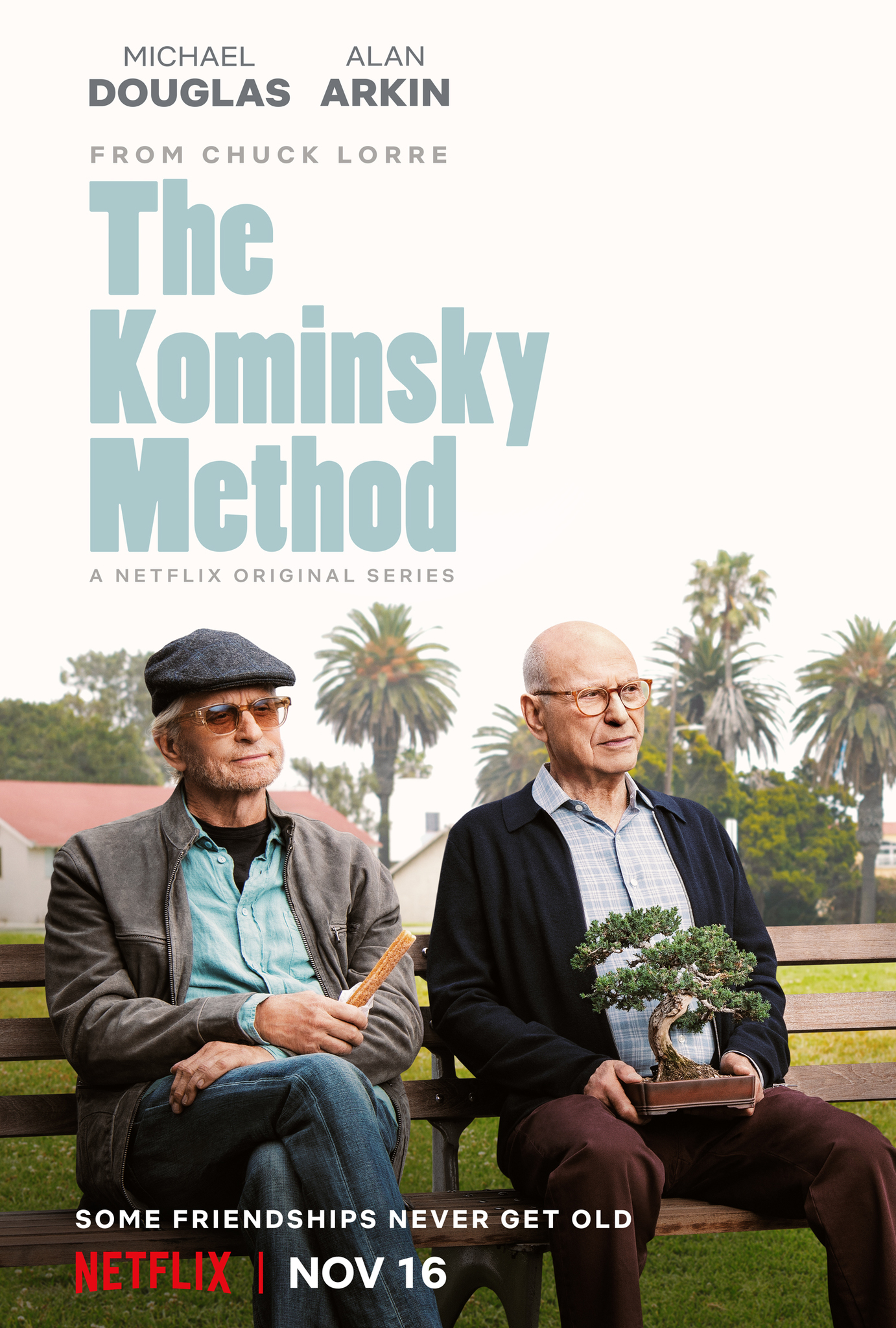 The Kominsky Method NetflixAC