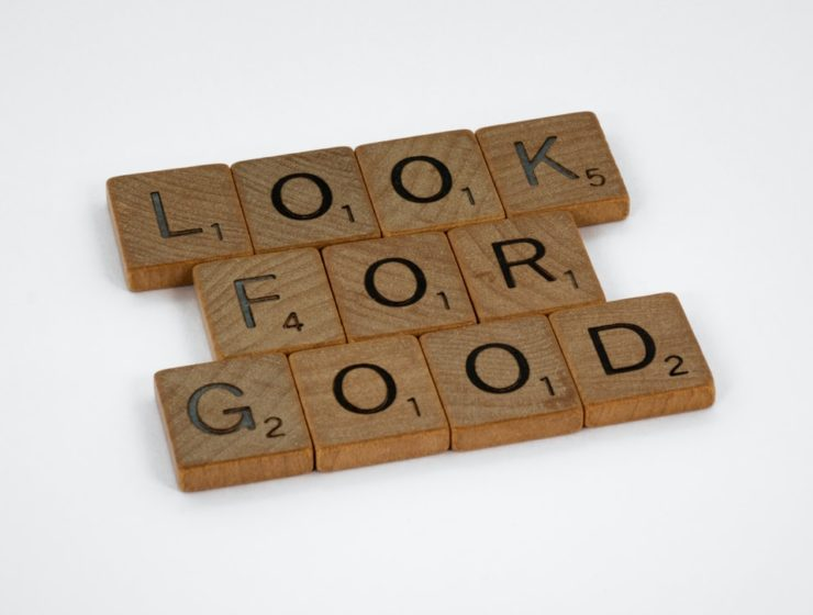 Scrabble Look for good